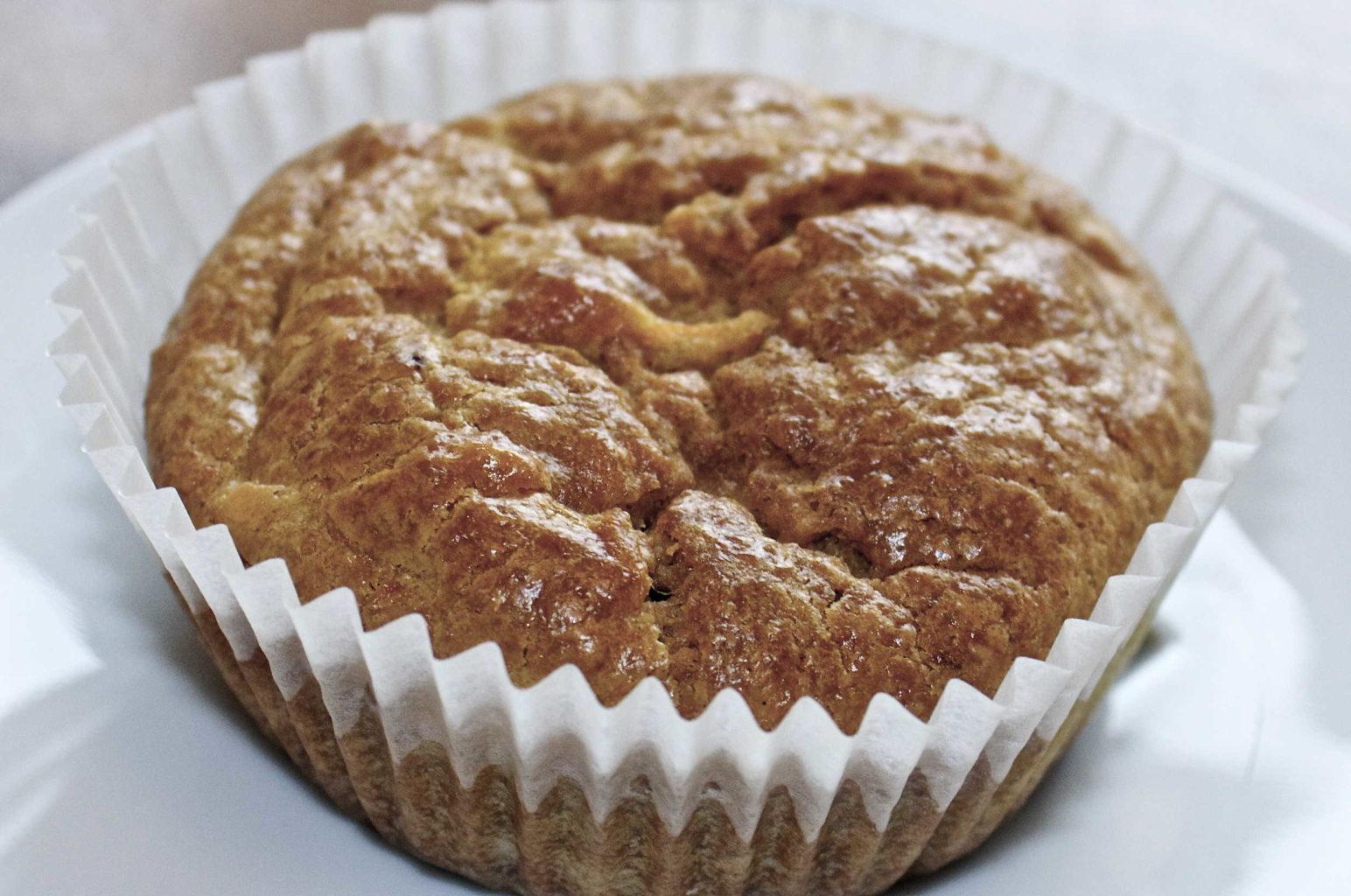 Glutenfrie matmuffins med gulrot og havre