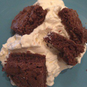 Gluten- og laktosefri brownies low FODMAP lavFODMAP