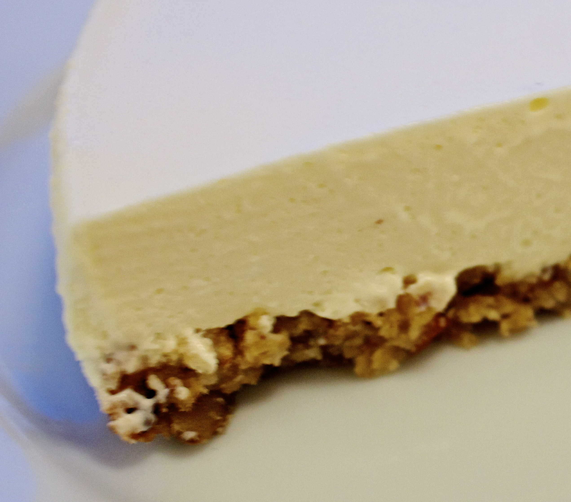 Gluten- og laktosefri ostekake