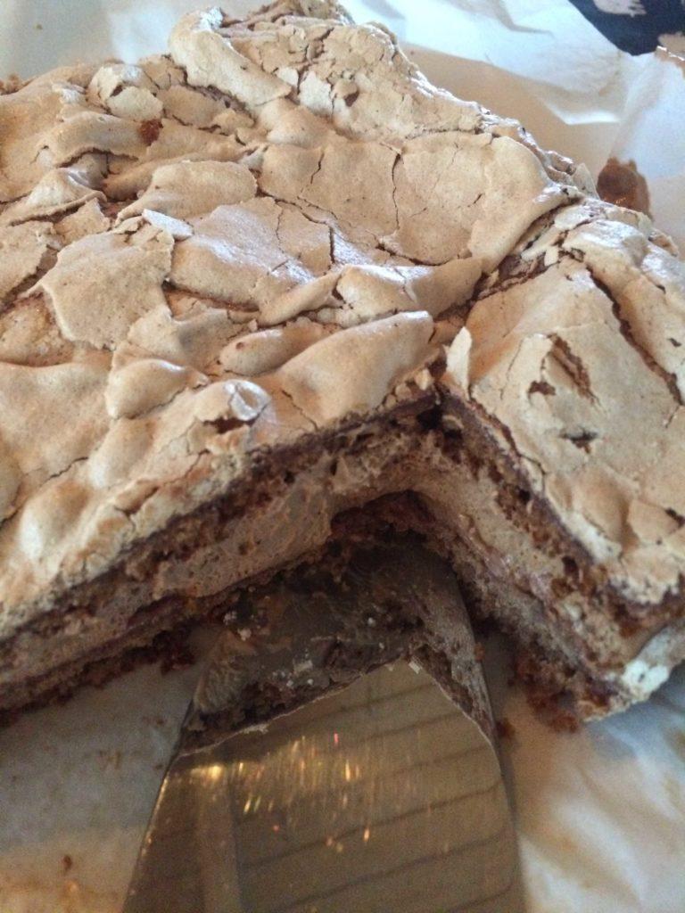 Glutenfri og laktosefri sjokoladekake med sjokolademousse