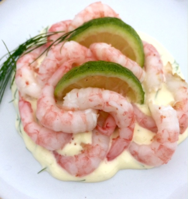 Saus med dill lavFODMAP low FODMAP