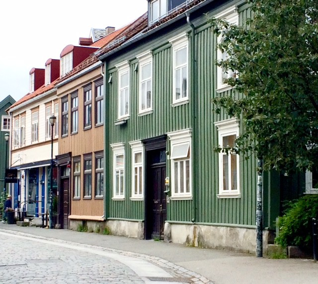 lavFODMAP på reise i Trondheim