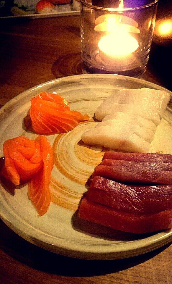 sashimi sabrura lavFODMAP