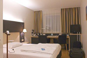 Hotellomtale: Mercure Berlin City 4*, Berlin, Tyskland
