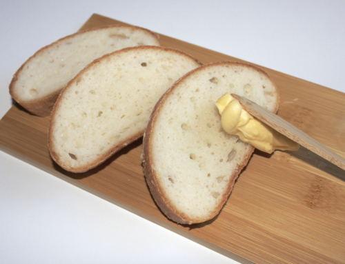 LavFODMAP glutenfri bakst med surdeig