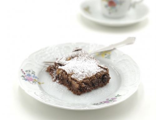 Verdens beste glutenfrie brownies