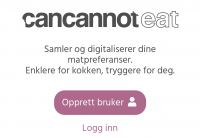 testbruker for CanCannotEat