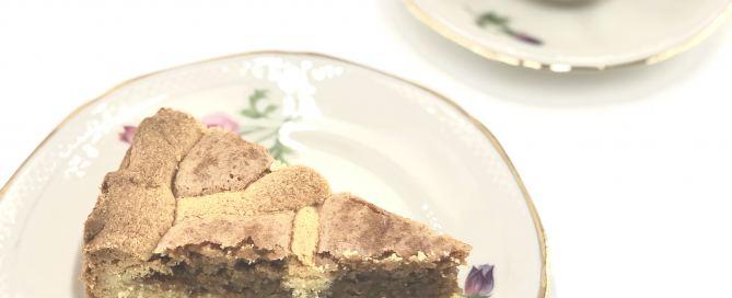 Glutenfri fyrstekake, lavFODMAP, laktosefri