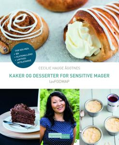 lavFODMAP kaker og desserter for sensitive mager