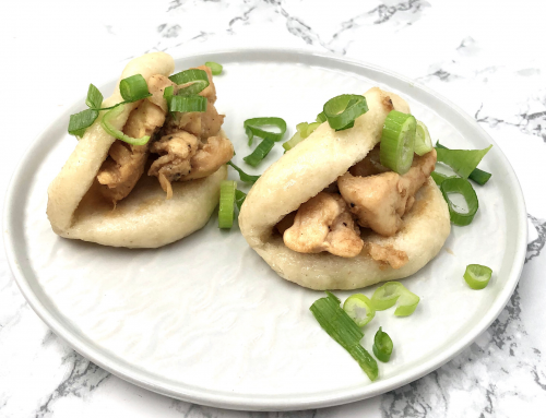 Glutenfrie steam buns
