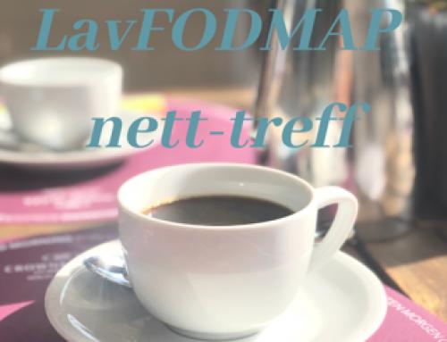 LavFODMAP treff på nett