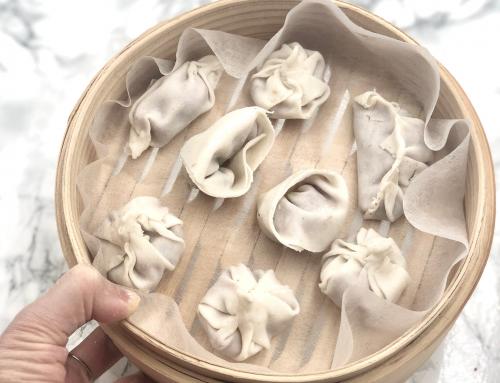 Glutenfrie dumplings