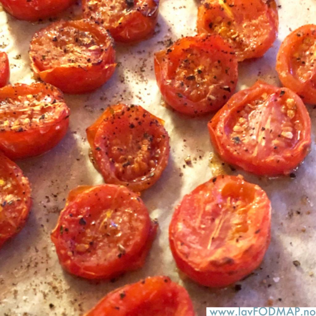 ovnsbakt tomat