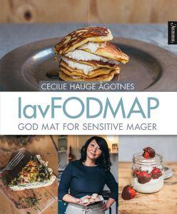 lavFODMAP boken lavFODMAP god mat for sensitive mager